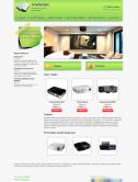 Интернет-магазин проекторов